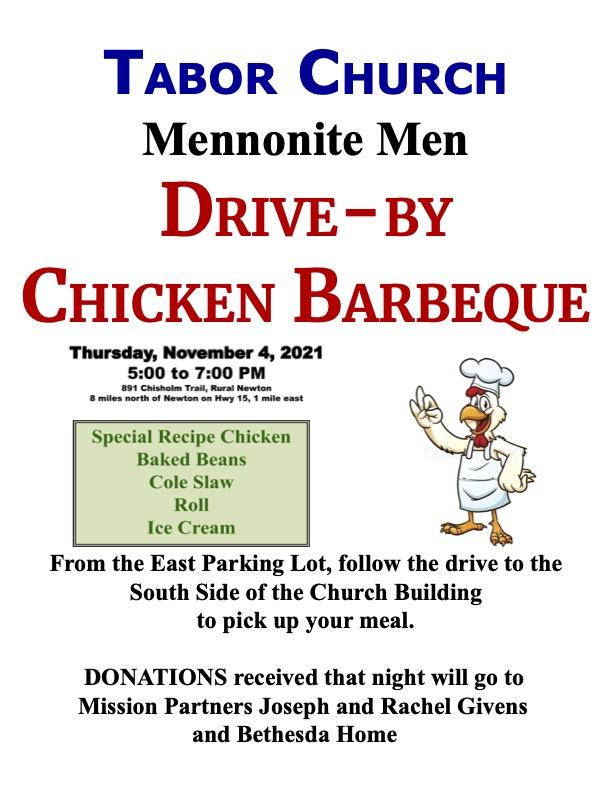 Chicken BBQ Poster